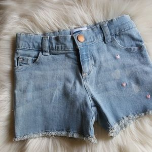 Old Navy cut off shorts